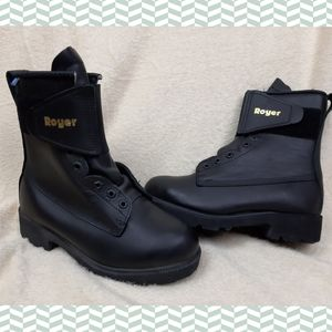 NWOT Royer Safety boots -certified- THINSULATED